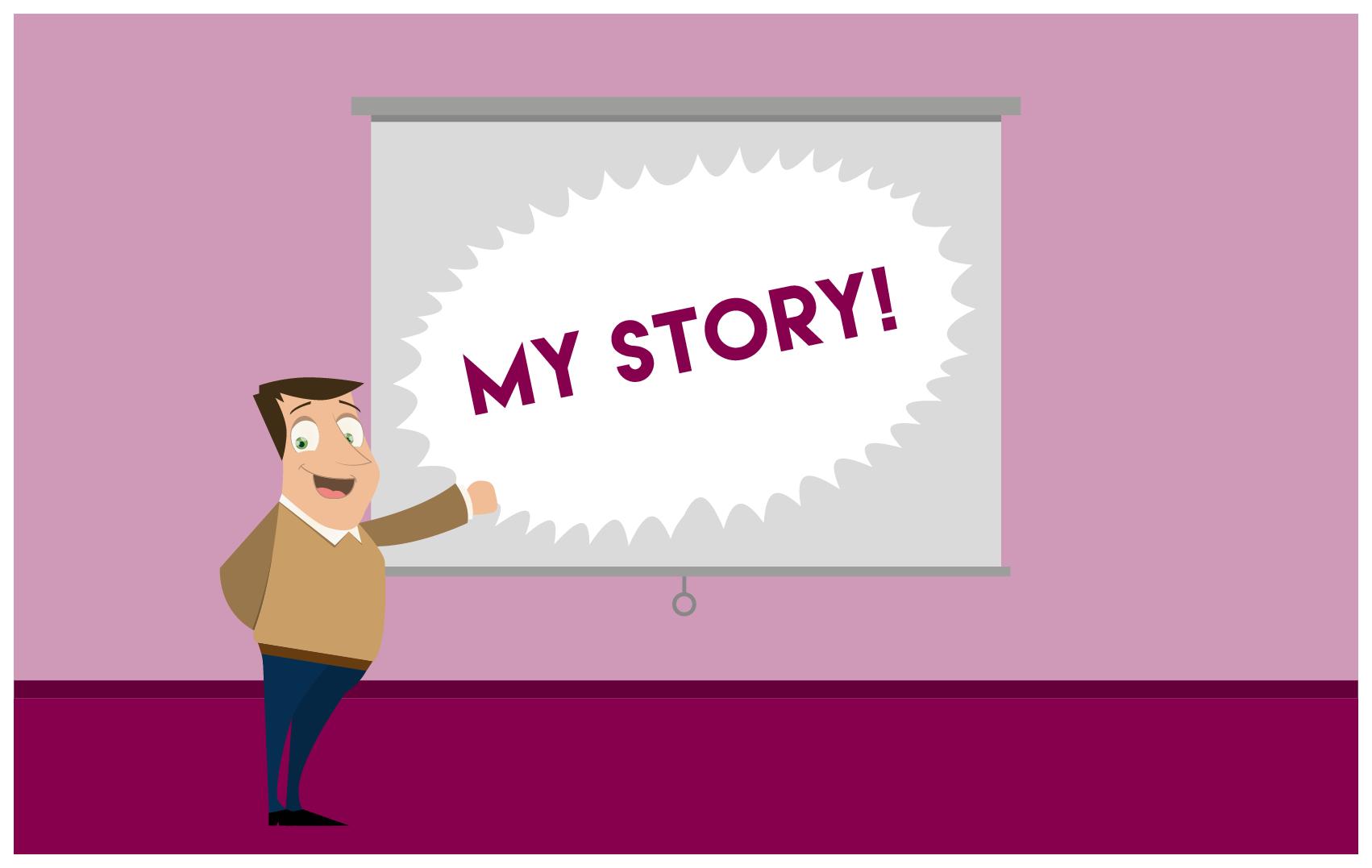 slidedeck story